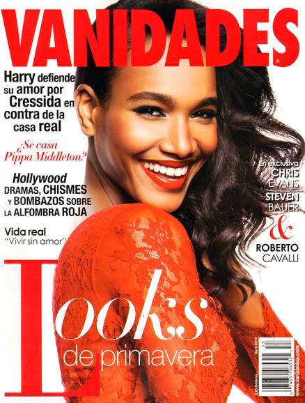Vanidades Cover - 4/1/2014