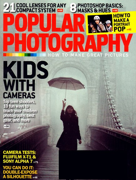 Popular Photography Cover - 4/1/2014