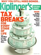 Kiplinger's Personal Finance Magazine 4/1/2014