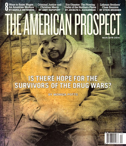 The American Prospect Cover - 3/1/2014