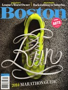 Boston Magazine 4/1/2014