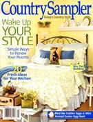Country Sampler Magazine 3/1/2014
