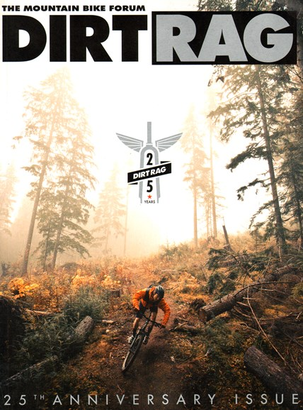 Dirt Rag Cover - 4/1/2014
