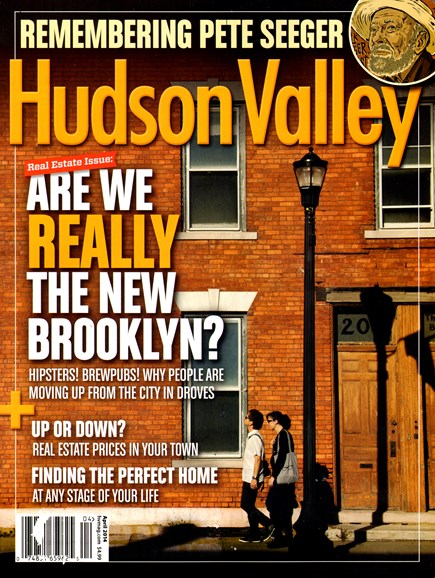 Hudson Valley Cover - 4/1/2014