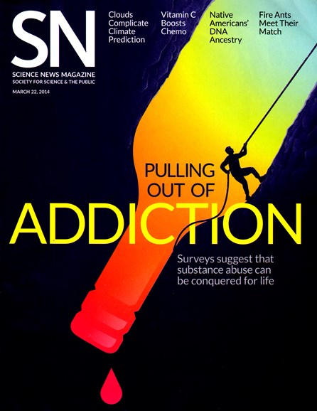 Science News Cover - 3/22/2014