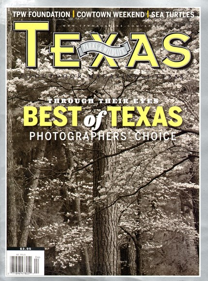 Texas Parks & Wildlife Cover - 4/1/2014