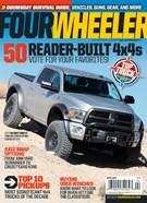 Four Wheeler Magazine 4/1/2014