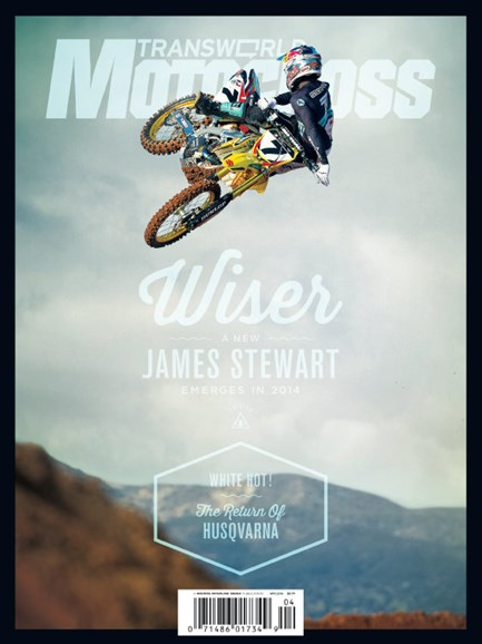 Transworld Motocross Cover - 4/1/2014