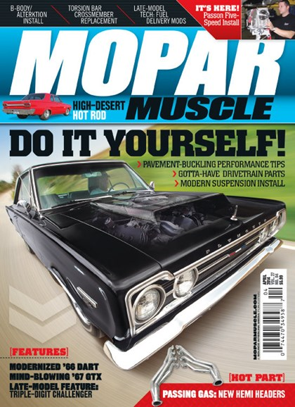 Mopar Muscle Cover - 4/1/2014