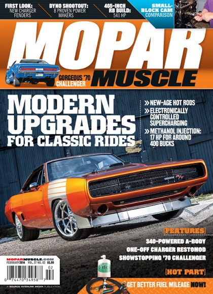 Mopar Muscle Cover - 2/1/2014