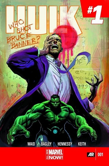 Immortal Hulk Cover - 5/1/2014