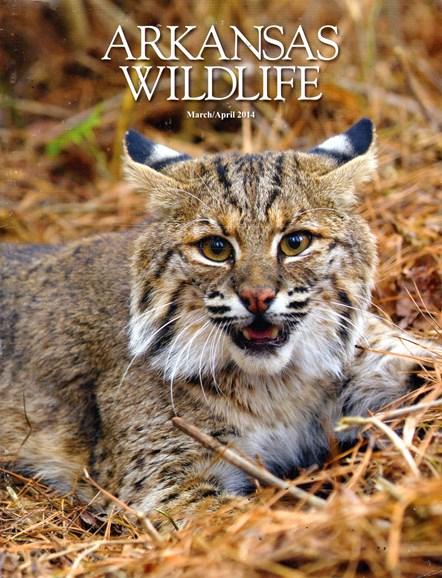 Arkansas Wildlife Cover - 3/1/2014
