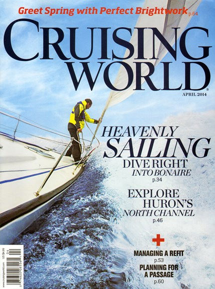 Cruising World Cover - 4/1/2014