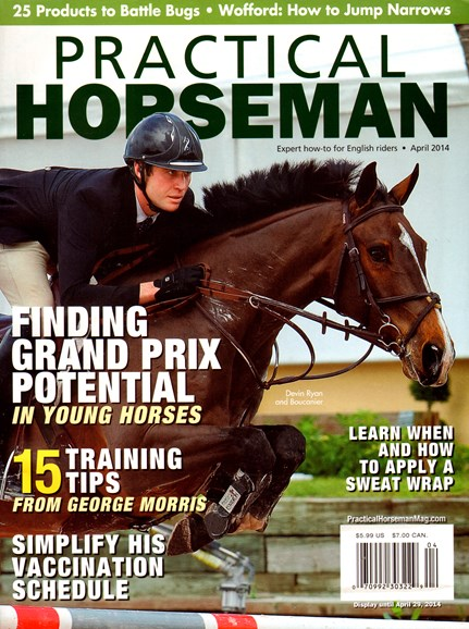 Practical Horseman Cover - 4/1/2014
