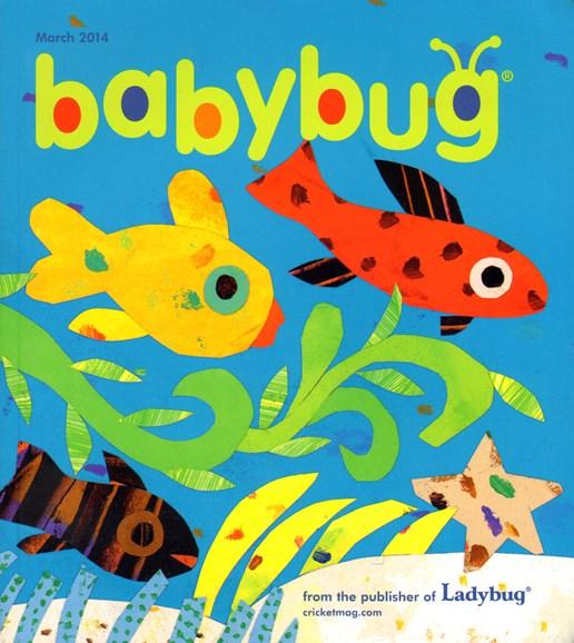 Babybug Cover - 3/1/2014