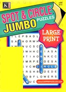 Spot and Circle Jumbo Magazine 6/1/2014