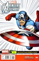 Marvel Universe Avengers Assemble 5/1/2014