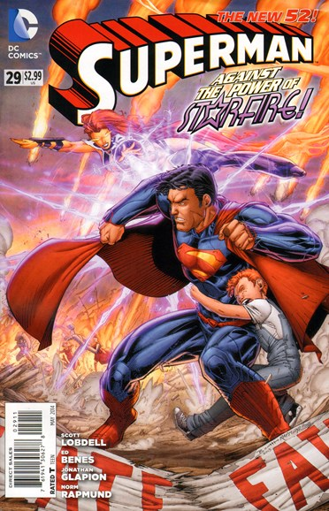 Superman Cover - 5/1/2014