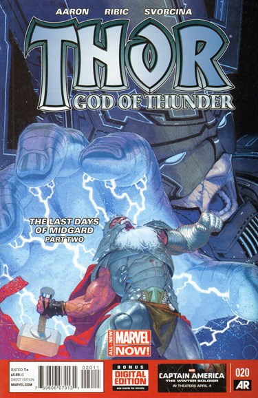 Thor Cover - 5/1/2014