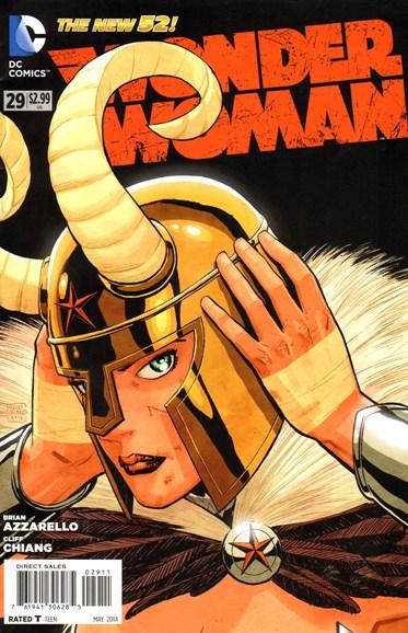 Wonder Woman Cover - 5/1/2014