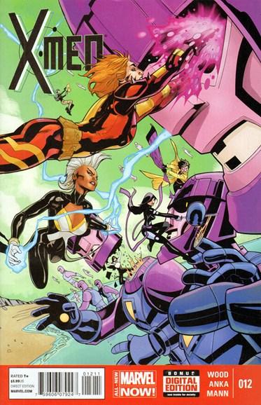 X-Men Gold Cover - 5/1/2014