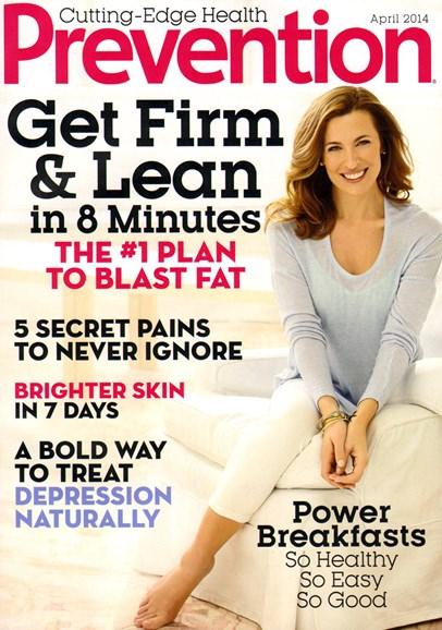 Prevention Cover - 4/1/2014
