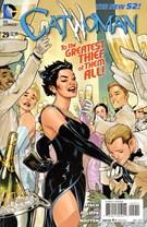 Catwoman Comic 5/1/2014