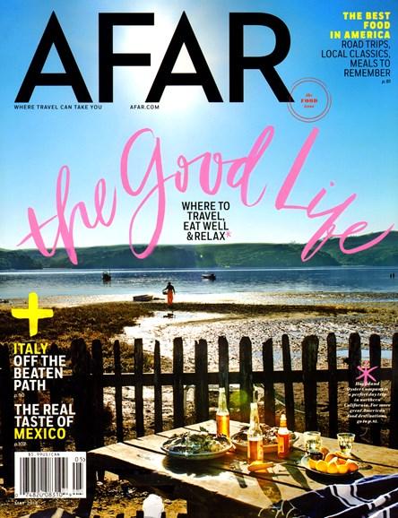AFAR Cover - 5/1/2014