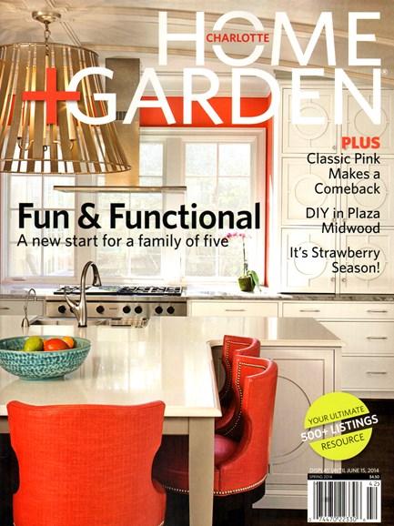 Charlotte Home & Garden Cover - 3/1/2014