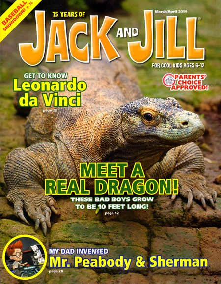 Jack And Jill Cover - 3/1/2014