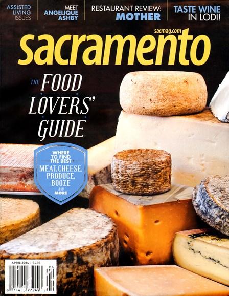 Sacramento Cover - 4/1/2014