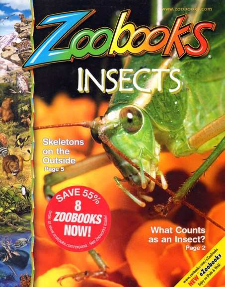 Zoobooks Cover - 2/1/2014