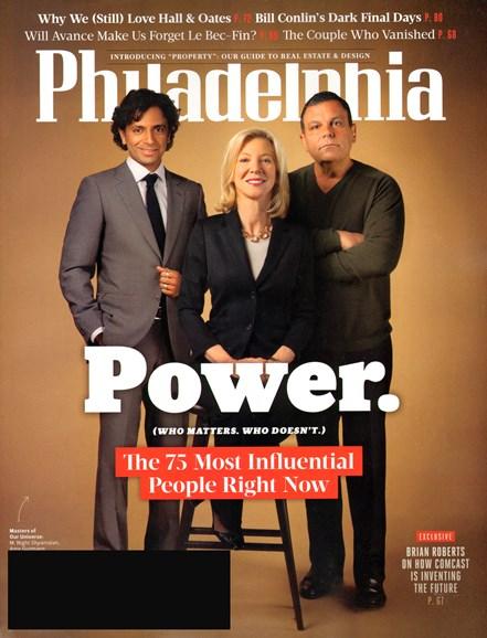 Philadelphia Magazine Cover - 4/1/2014