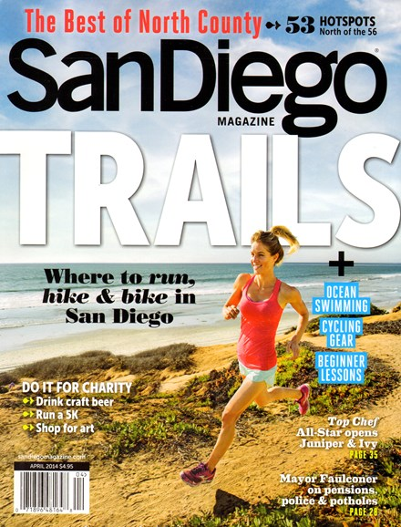 San Diego Cover - 4/1/2014