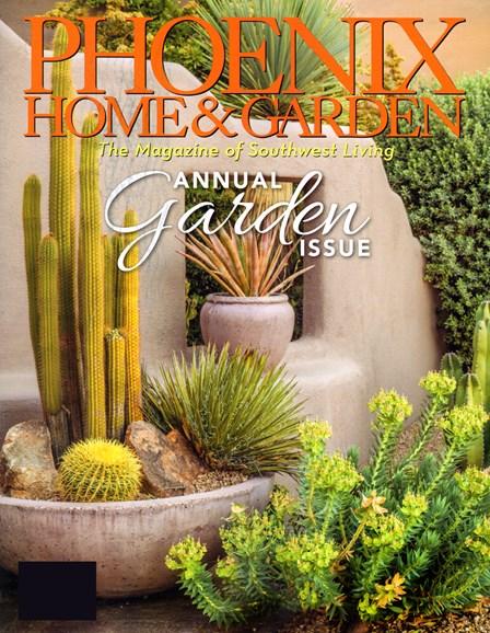 Phoenix Home & Garden Cover - 4/1/2014