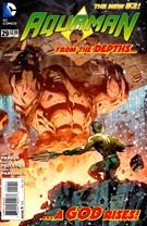 Aquaman Comic 5/1/2014