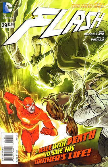 The Flash Cover - 5/1/2014