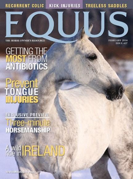 Equus Cover - 2/1/2014