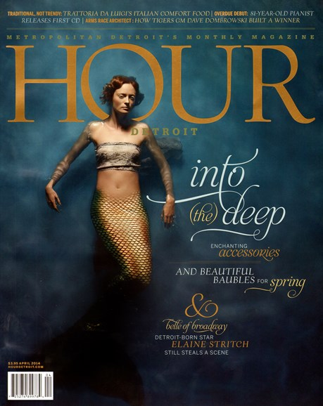 Hour Detroit Cover - 4/1/2014