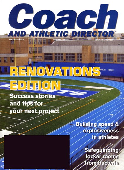 Coach & Athletic Director Cover - 3/1/2014