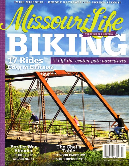Missouri Life Cover - 4/1/2014