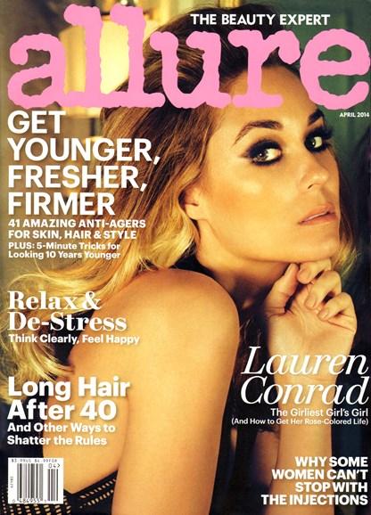 Allure Cover - 4/1/2014