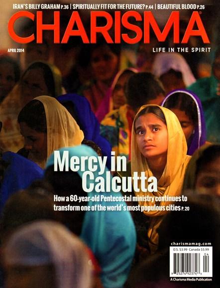 Charisma Cover - 4/1/2014