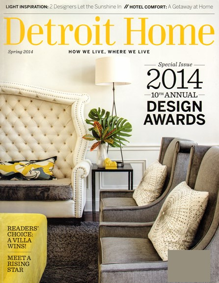 Detroit Home Cover - 3/1/2014
