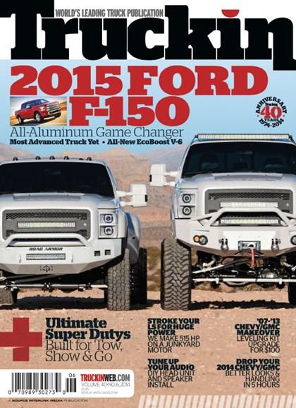 Truckin' Cover - 4/24/2014