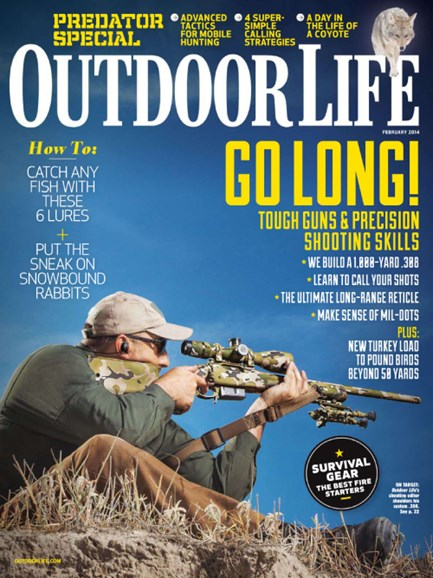 Outdoor Life Cover - 2/1/2014