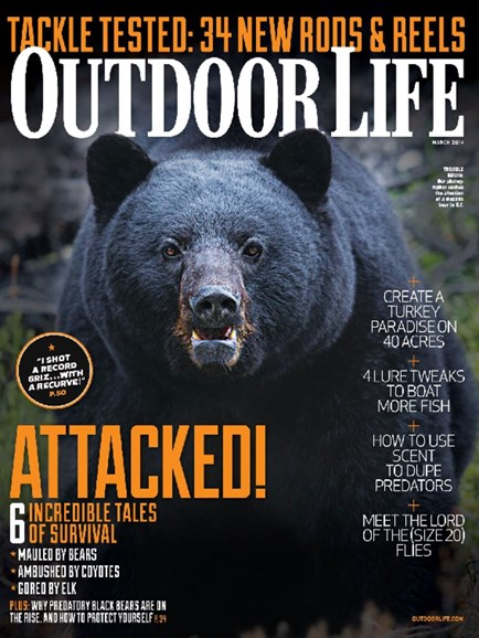 Outdoor Life Cover - 3/1/2014