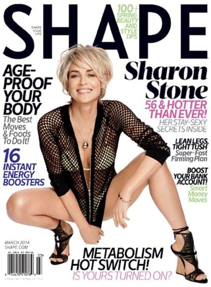 Shape Cover - 3/1/2014