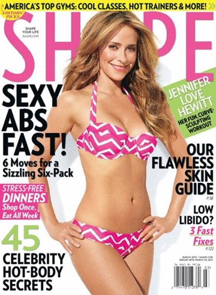 Shape Cover - 3/1/2013