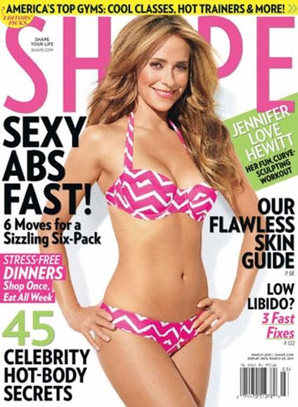 Shape Cover - 3/1/2013